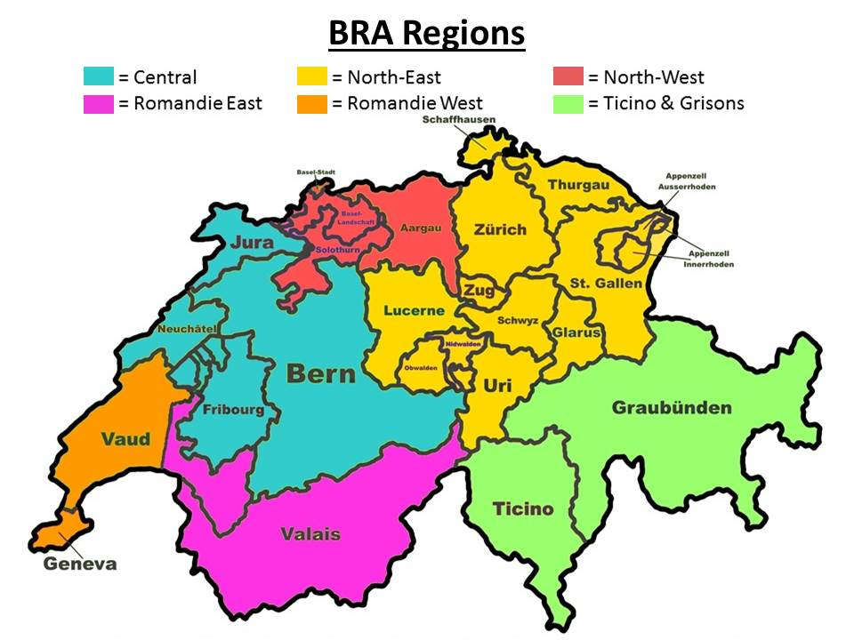 BRA Regions in Switzerland - British Residents\' Association of ...