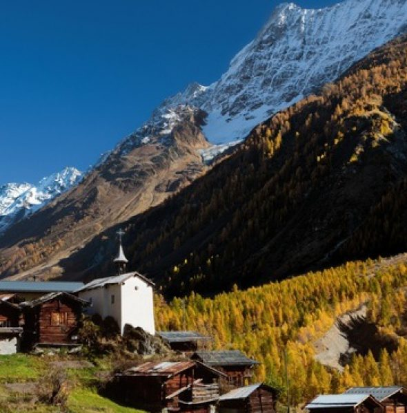 The 'Magic Valley' Of Loetschental