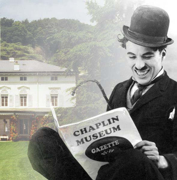Lunch and Tour of Chaplin's World