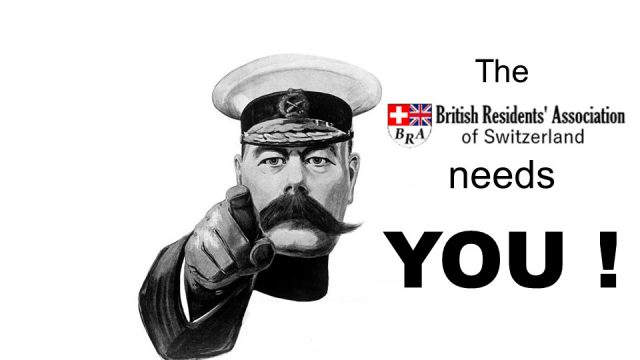 """""""The BRA NEEDS YOU to do your bit"""""""