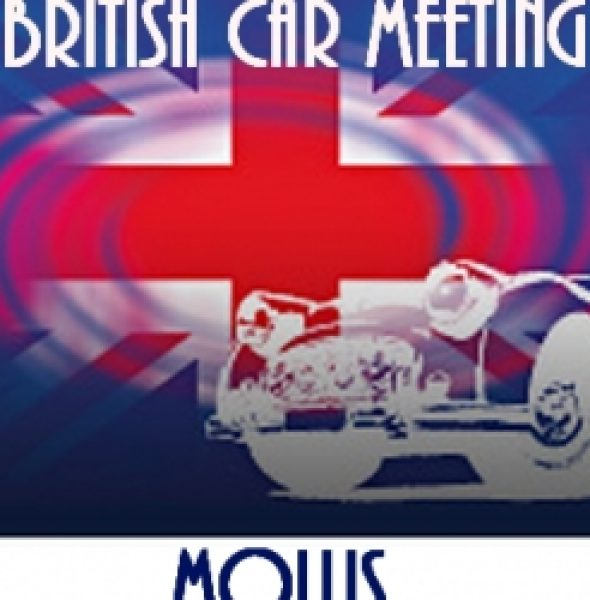 Non BRA Event – British Car Meeting