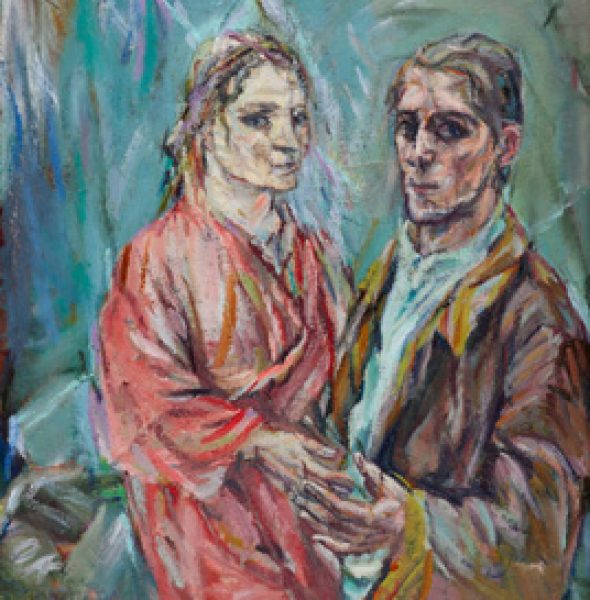 Oscar Kokoschka Exhibition