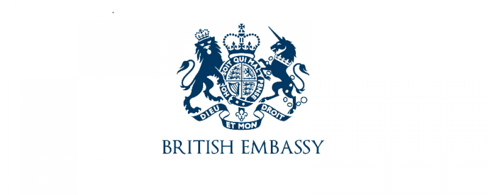 British Embassy Roadshows 2019 for UK Nationals