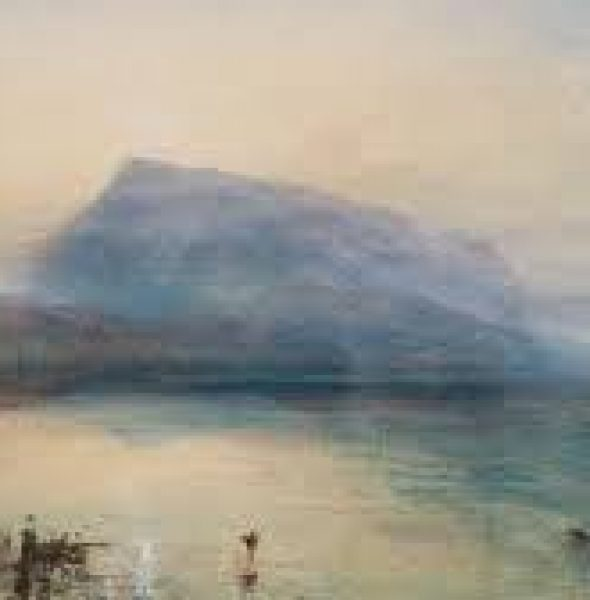 VISIT TO THE TURNER EXHIBITION IN LUCERNE