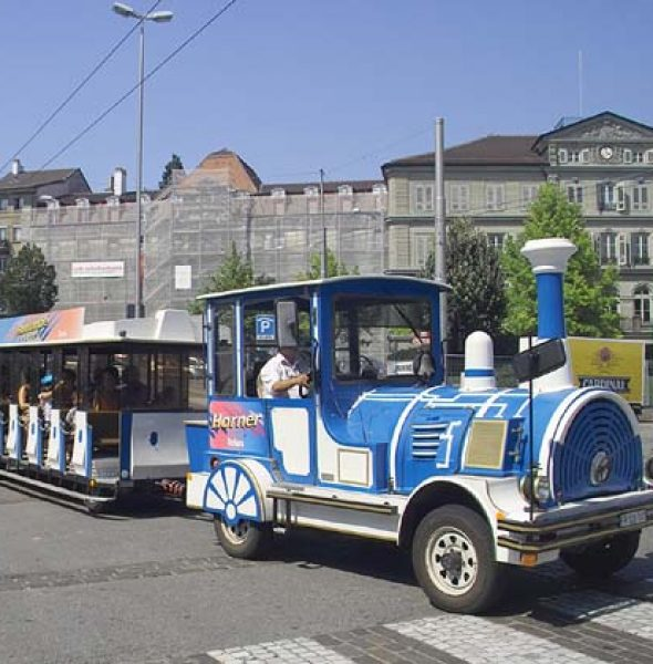 "Tour of Fribourg ""Petit Train"""