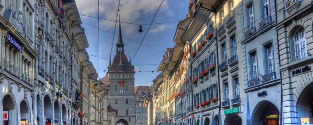 Berne is Best European Capital City