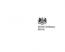 The British Embassy Berne wishes you a happy New Year!
