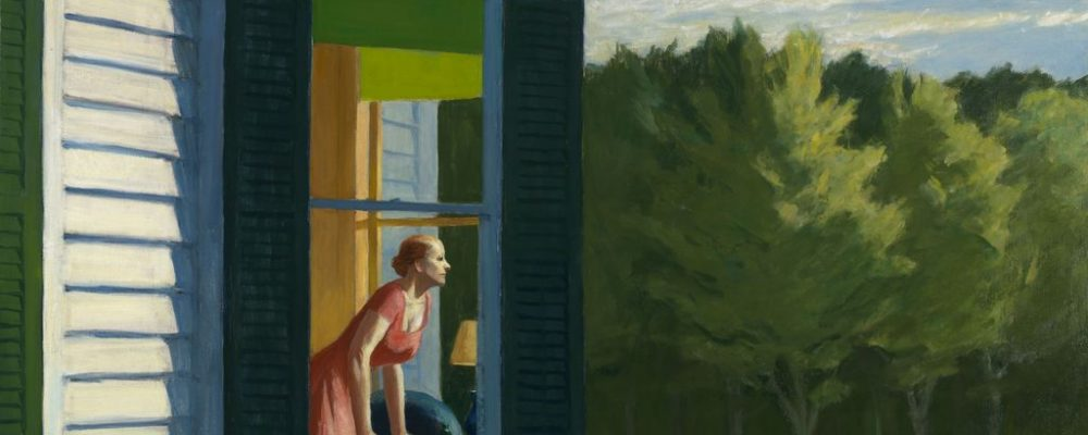 Visit to the Hopper Exhibition at the Beyeler Museum