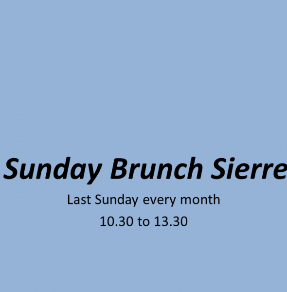 Monthly Sunday Brunch
