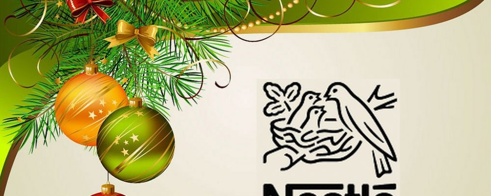 RE – Christmas Lunch plus Visit to the New Nestle Museum, Vevey
