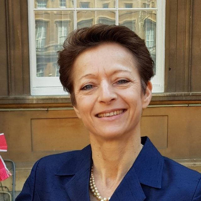 Sarah Lewis, OBE (Co-opted)