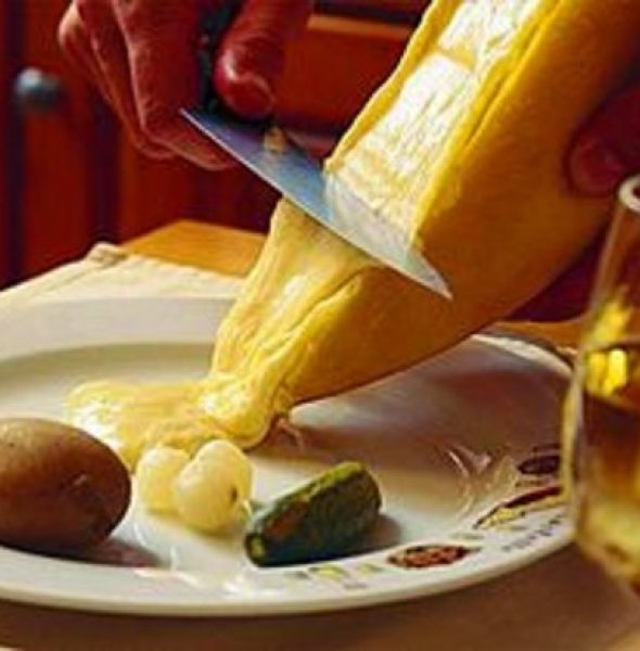 RACLETTE EVENING